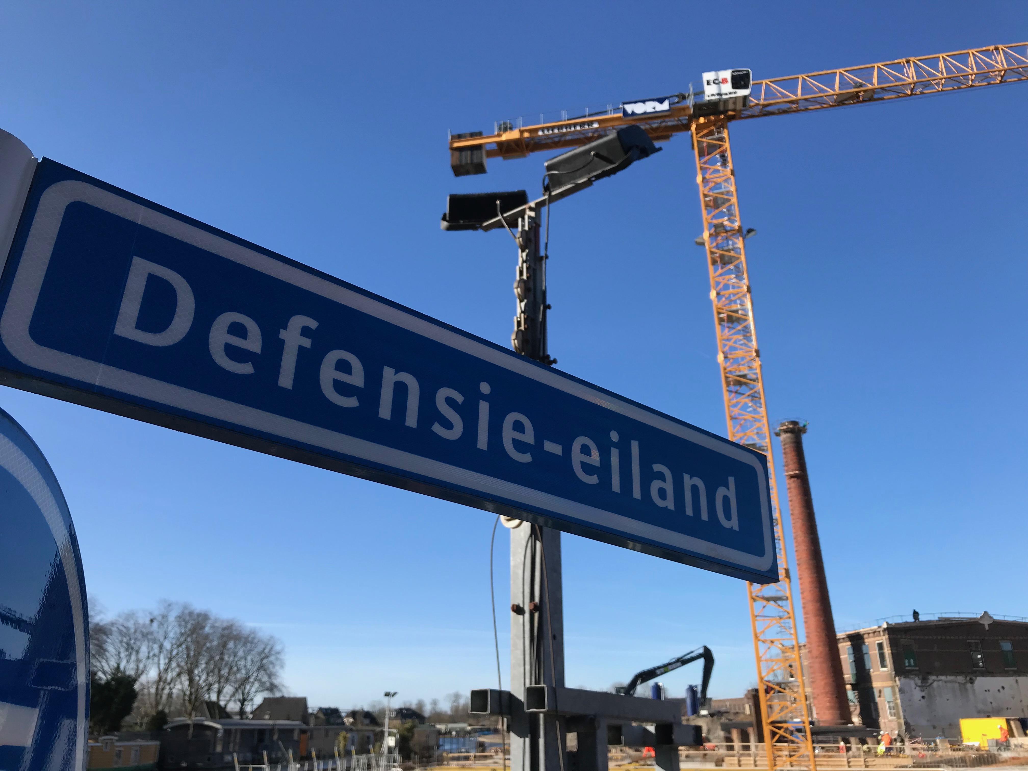 Defensie-eiland Woerden